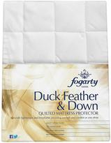 Fogarty Duck Feather and Down Mattress Topper