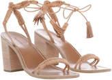 Zimmermann Wrap Weave Heel