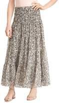 Lauren Ralph Lauren Tiered Floral Maxi Skirt