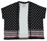 George Printed Kimono and Vest Top Set