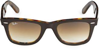 Ray-Ban Icons 50mm Wayfarer Sunglasses