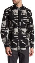 Antony Morato Printed Long Sleeve Slim Fit Shirt