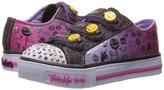 Skechers Twinkle Toes - Expressionista 10704L Lights (Little Kid/Big Kid)