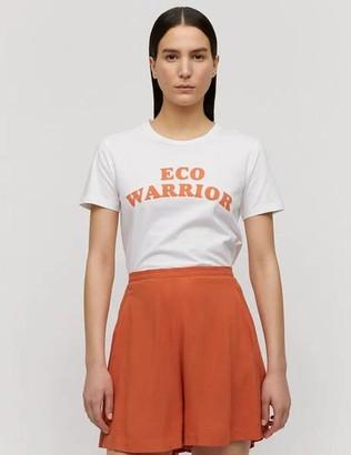 Armedangels Maraa Eco Warrior T Shirt - MARAA ECO WARRIOR / Small / White