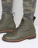 G-star Roofer Lace Up Leather Boots