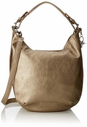 Fritzi aus Preussen Womens LARA Shoulder Bag Silver Size: UK One Size
