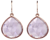 Irene Neuwirth Rose of France Teardrop Earrings - Rose Gold