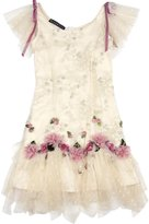 Kate Mack Biscotti Girls' Vintage Treasure Sleeveless Dress, Sizes 4-16