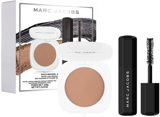 Marc Jacobs Bold Bronze, Major Mascara Travel-Size Bronzer and Mascara Duo