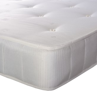 John Lewis & Partners Essentials Collection Pocket 1000, Ortho Support Pocket Spring Mattress, Small Double