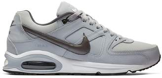 Nike Mens Grey Air Max Command Trainers - Grey