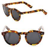 Illesteva Leonard II 50MM Oversized Round Sunglasses