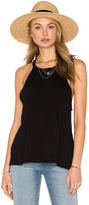 Michael Lauren Cactus High Neck Tank