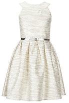Us Angels Little Angels by Little Girls 2T-6X Jacquard Dress