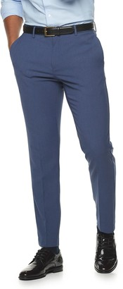 Apt. 9 Men's Slim-Fit No-Iron Flat-Front Dress Pants
