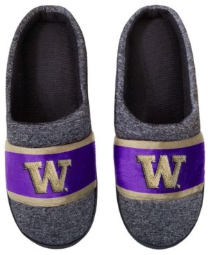 Forever Collectibles Washington Huskies Poly Knit Slippers