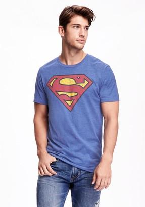 Old Navy DC Comics Superman Graphic Tee for Men