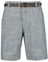 Burton Burton Brave Soul Blue Chambray Shorts*