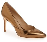Johnston & Murphy Women's 'Vanessa' Pointy Toe Leather Pump
