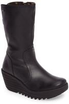 Fly London Women's Yups Waterproof Gore-Tex Wedge Boot
