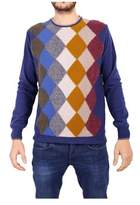 BOB Strollers Men's Multicolor Wool Jumper.