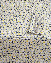 """Kate Spade Dense Daisy 102"""" Tablecloth"""