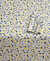 """Kate Spade Dense Daisy 84"""" Tablecloth"""