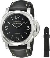 Panerai Men's PAM00560 Luminor Analog Display Mechanical Hand Wind Watch