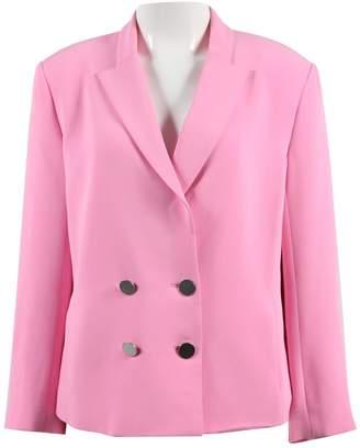 Jenni Kayne Pink Silk Jackets