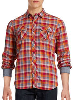 Buffalo David Bitton Long Sleeve Shirt