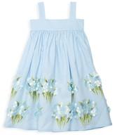 Isabel Garreton Little Girl's Hydrangra Sundress