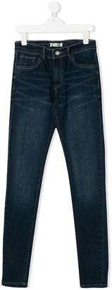 Levi's TEEN super-skinny jeans