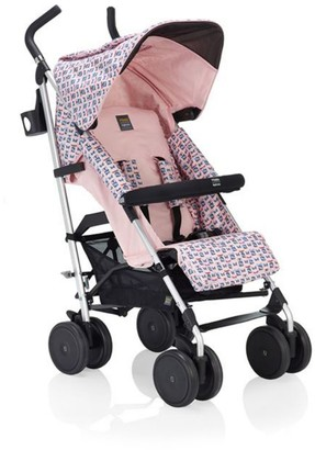 Fendi Kids Monster Print Stroller
