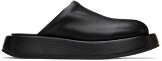 Marsèll Black Pianta Slippers
