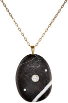 Cvc Stones Women's Perseverance Necklace-BLACK