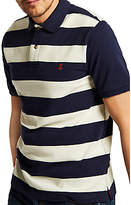 Joules Filbert Short Sleeve Stripe Polo Shirt