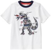 Gymboree T-Rex Bot Tee