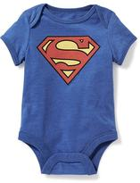 Old Navy DC Comics Superman Bodysuit for Baby