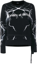 Marcelo Burlon County of Milan Ponunk sweatshirt - women - Cotton - XS