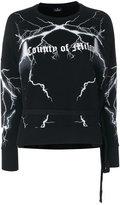 Marcelo Burlon County of Milan Ponunk sweatshirt