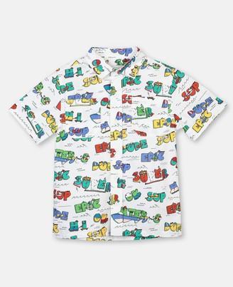 Stella McCartney Super Dude Cotton Shirt, Men's