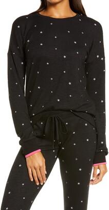 PJ Salvage Star Print Pullover