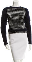 J.W.Anderson Patterned Angora Sweater