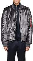 Alpha Industries Men's MA-1 Reversible Slim Flight Jacket