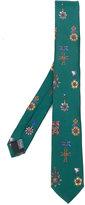 Dolce & Gabbana Royal print tie