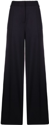 Victoria Victoria Beckham Wide-Leg Tailored Trousers