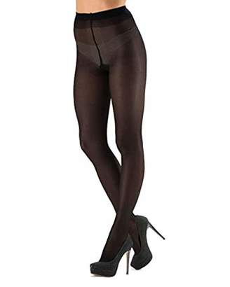 Levante Women's Ambra 40 Collant 100% Made in Italy Hold-Up Stockings,(Size: 2)