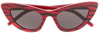 Cat Eye 588019Y9945 cat-eye frame sunglasses