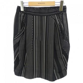 3.1 Phillip Lim Black Silk Skirt for Women