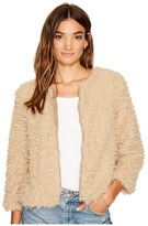 BB Dakota Macy Faux Fur Jacket Women's Coat